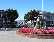 Image of Burlingame Ave.